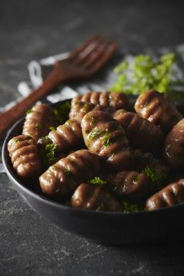 RECETTE SABATON : Gnocchis à la purée de marrons