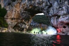 Lancement du Rallye des Gorges de l'Ardèche 202