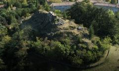 Site du Montoulon - Reconstruction - PRIVAS 2021