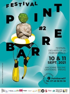Festival Point Barre #2 - Privas 2021