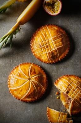 RECETTE SABATON : Biscuits marron, cœur exotique