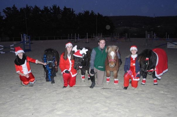 Noël haras de Bressac Privas