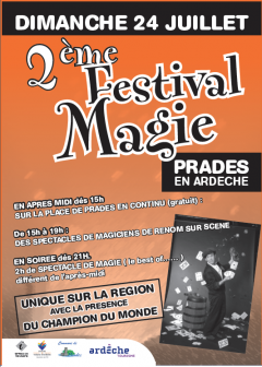 Festival National Magie