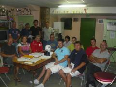 FOOTBALL US VALS ARDECHE : LA RENTREE 2011 / 2012