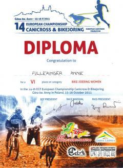 CTNI07 : CHAMPIONNAT DU MONDE 2011
