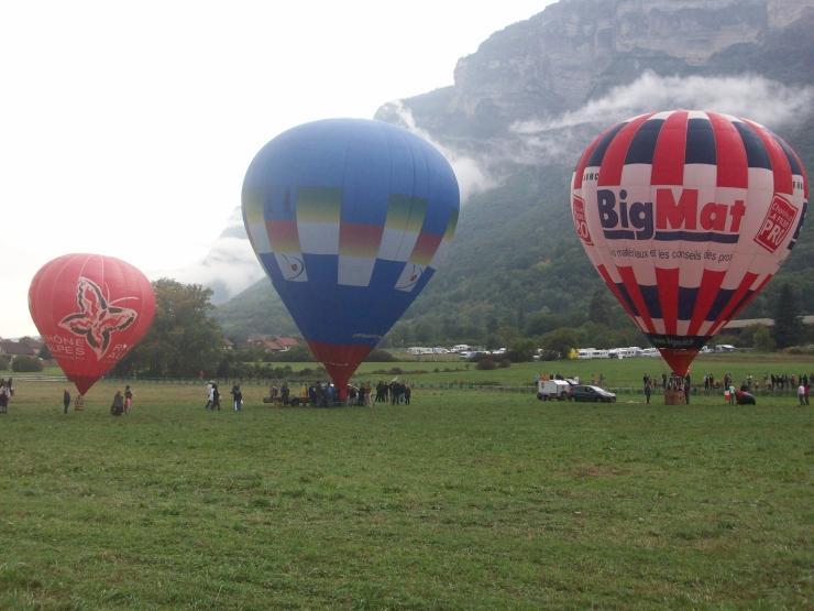 montgolfiere ardeche