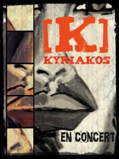 [K]YRIAKOS : TRIO ROCK D'ARDECHE