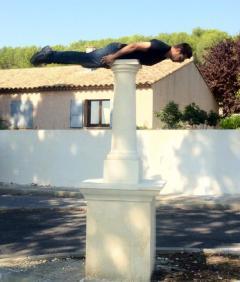 Planking Ardeche