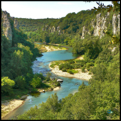 ardeche sud photographisme christian Donin