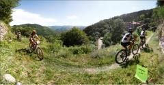 Raid VTT des Monts d'Ardèche 2013