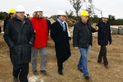 Le comité de bien Unesco de La Grotte Chauvet ins