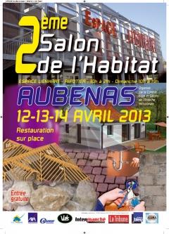 Salon de l'Habitat 2013 A AUBENAS