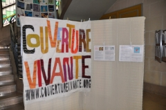 Exposition « La Couverture Vivante » - PRIVAS 20