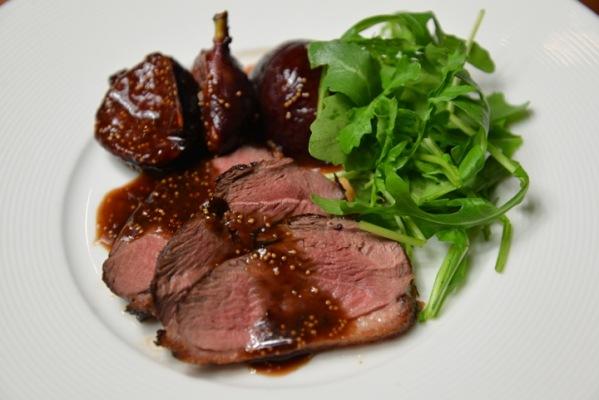 Ardeche recette magret de canard aux figues - Cuisiner un magret de canard a la poele ...