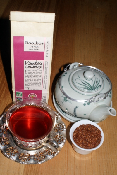rooibos gingembre