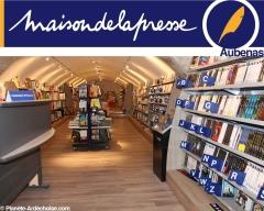 MAISON DE LA PRESSE AUBENAS