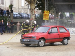 Le Forum des Sapeurs Pompiers 2014 - Vals les Bain