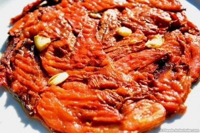 Recette : Les Tomates Confites