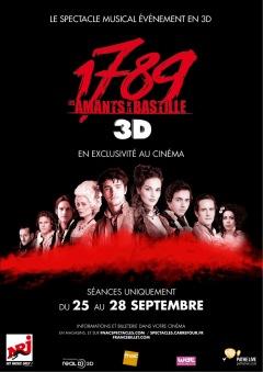 Spectacle 2014 : 1789 - Les Amants de la Bastille