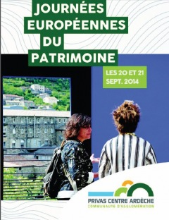 PRIVAS : Journées européennes du patrimoine 2014