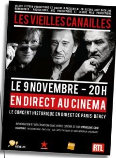CONCERT LES QUINCONCES 2014 : LES VIEILLES CANAILL