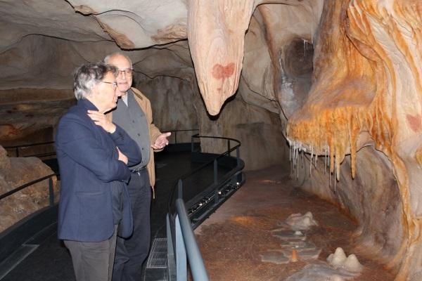 Conférence Grotte Chauvet 22 Juin 2018
