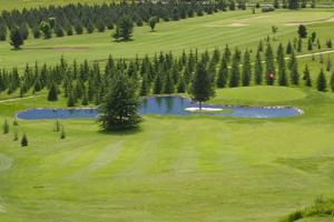 Golf Albon ( Drôme )