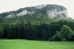 Golf La Chapelle en Vercors ( Drôme )