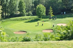 Golf Valence Saint Didier ( Drôme )