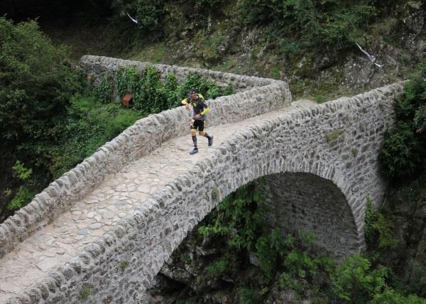 Trail Chaussée des géants
