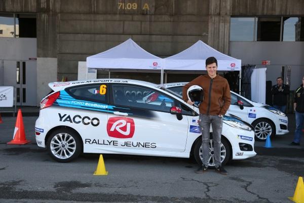 Rallye Jeunes 2016