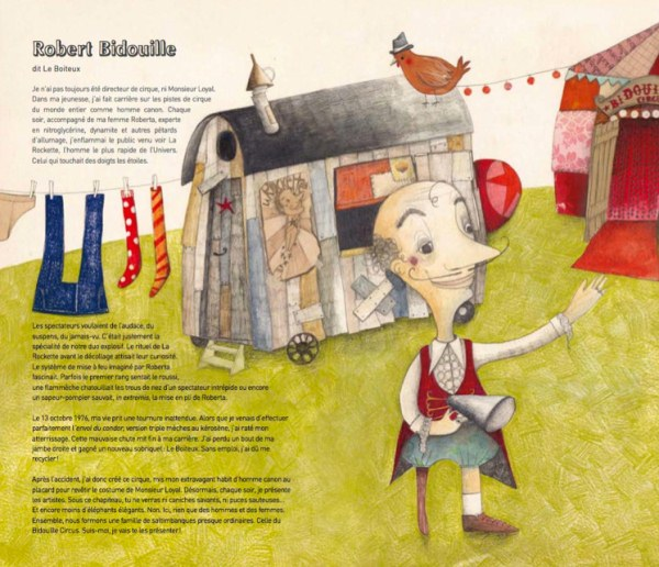 Livre Bidouille Circus