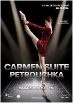 Ballet Carmen suite Patrouchka vals cinéma 04 2019