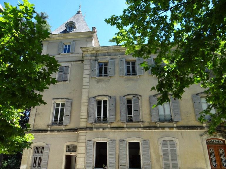 Château de Verchaüs - Viviers