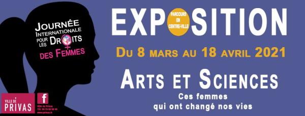 Exposition Privas Femmes 2021