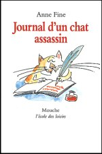 Livre Journal d'un chat assassin