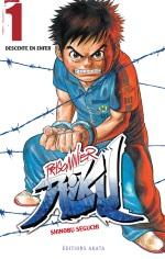 Livre Prisonnier Riku