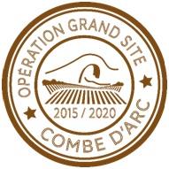 Opération Grand Site Combe d'Arc 2017 Logo