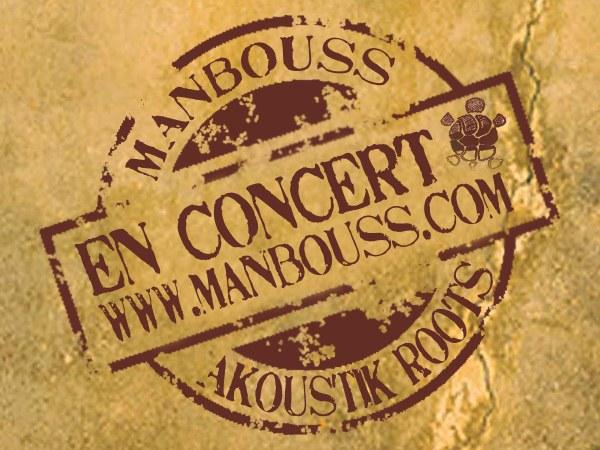 Manbouss Concert 2014
