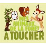 Mes animaux de la forêt a toucher