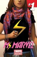 Miss Marvel Livre 2015