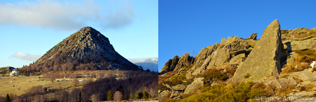 Mont Gerbier des Joncs - Ardèche