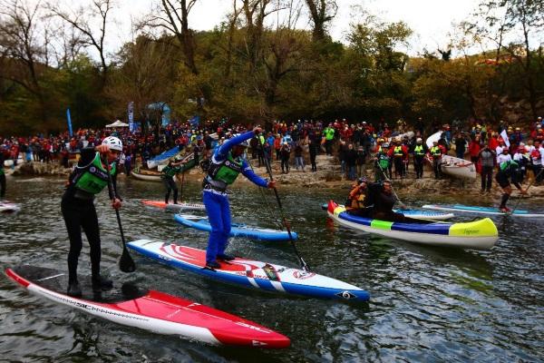 Paddle Gorges de l'Ardèche 2018
