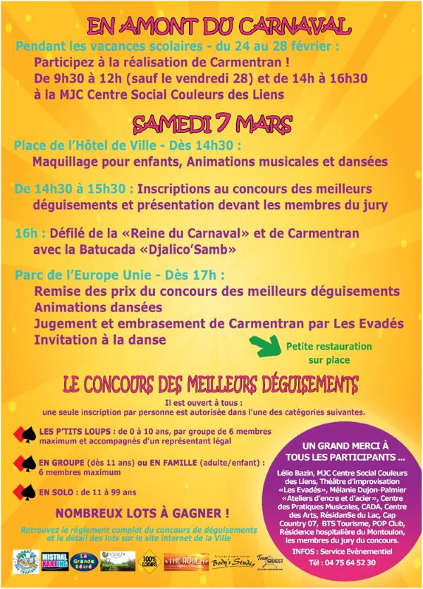 Carnaval Privas 2020
