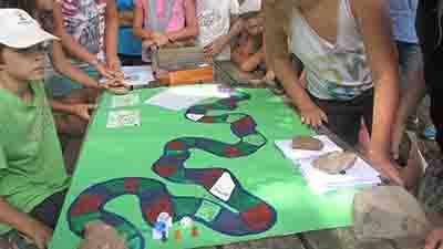 Projet Ecole SGGA 2015