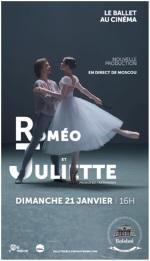 Roméo et Juliette Vals Quinconces Cinéma