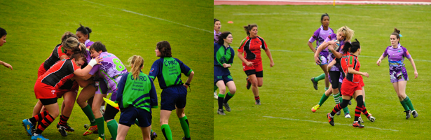 Rugby Féminin Aubenas 2015