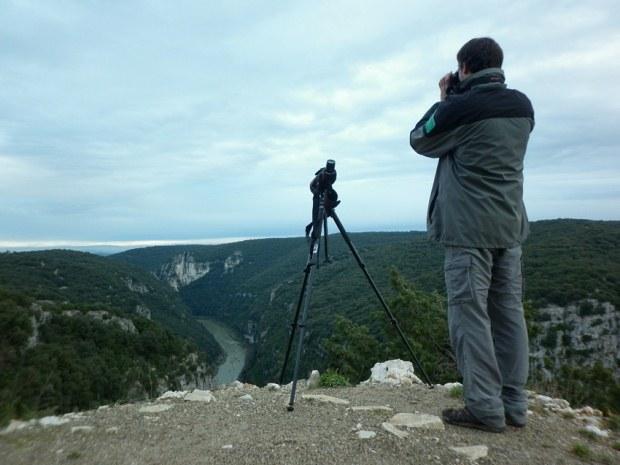 Sentier Gorges de l'Ardèche