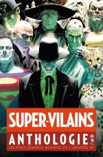 Super Vilains Anthologie 2014