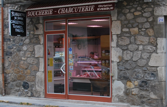 Photo BOUCHERIE, CHARCUTERIE - EVESQUE CHRISTIAN